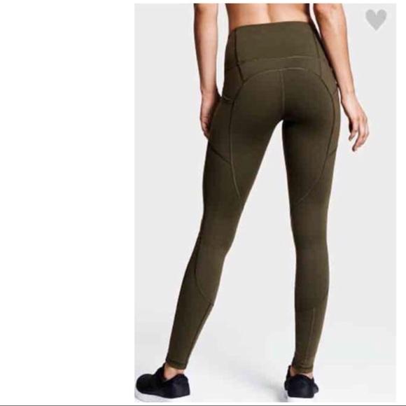 b09f84267b1db Victoria's Secret Pants | Victorias Secret Vsx Knockout Tight Hr ...